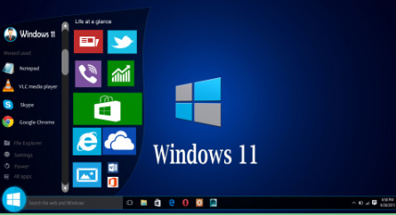 Windows 11 Concept Image