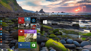 Windows 11 Concept for Desktop