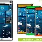 Microsoft Lumia 965 Windows 11 Concept